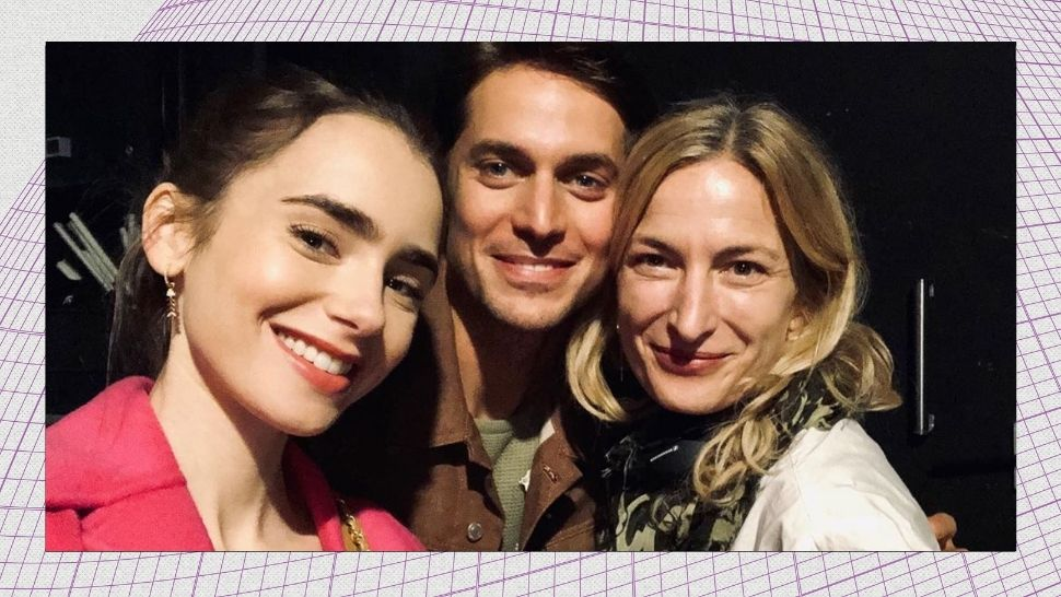 What These 8 'Emily in Paris' Actors are Like on Social Media
