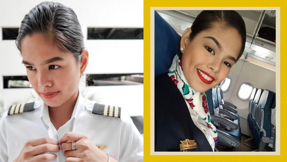 This Former Flight Attendant and Beauty Queen Is Now a Pilot