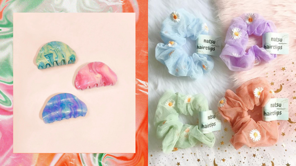 7 Instagram Shops That Sell ~Aesthetic~ Hair Accessories