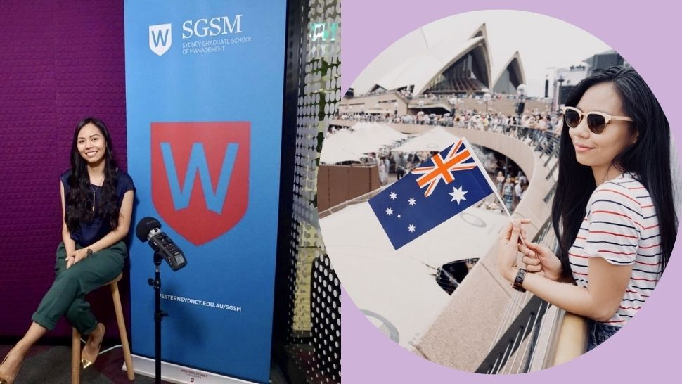 This Pinay Got to Study and Live in Australia, Here's How She Did It