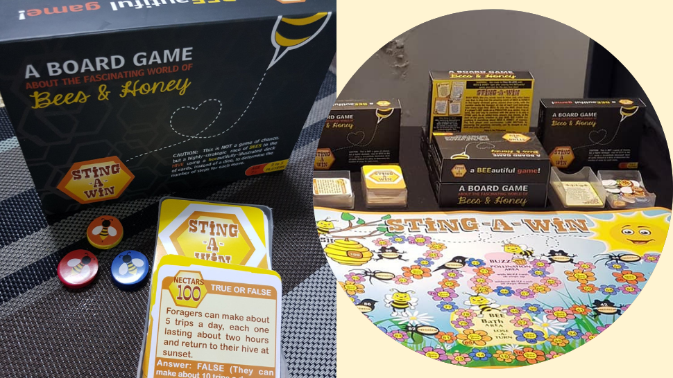 This Pinoy Couple Made an Educational Board Game That's Being Sold Internationally
