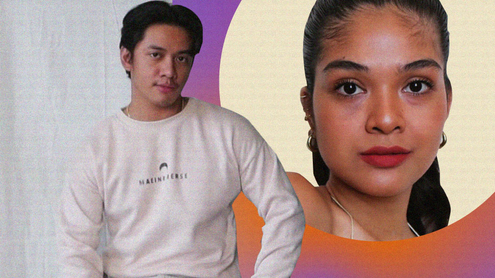 Did David Guison Just ~Subtly~ React to Those Angelique Manto Dating Rumors?