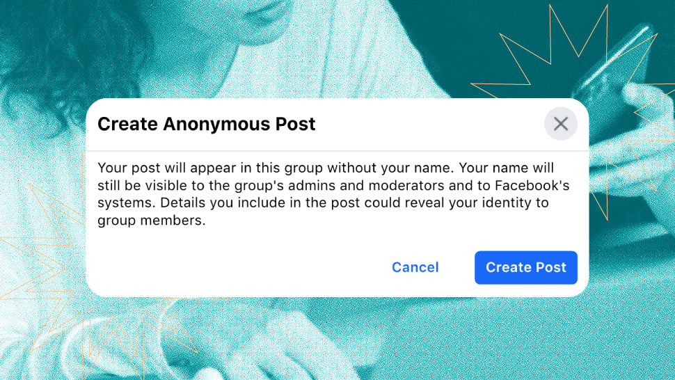 PSA: You Can Now Post Anonymously in Facebook Groups