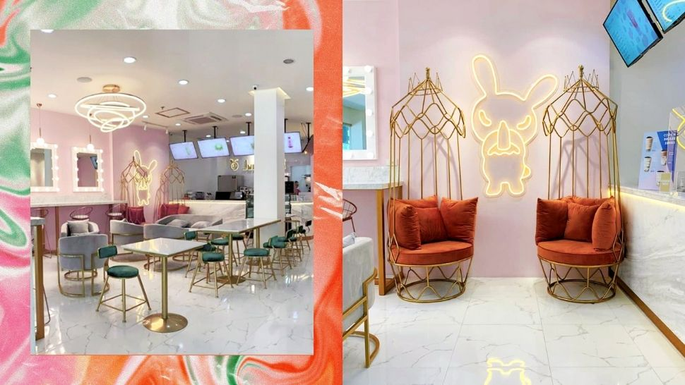 Don't Forget to Snap a Selfie When You Visit This Pastel Pink Drink Shop