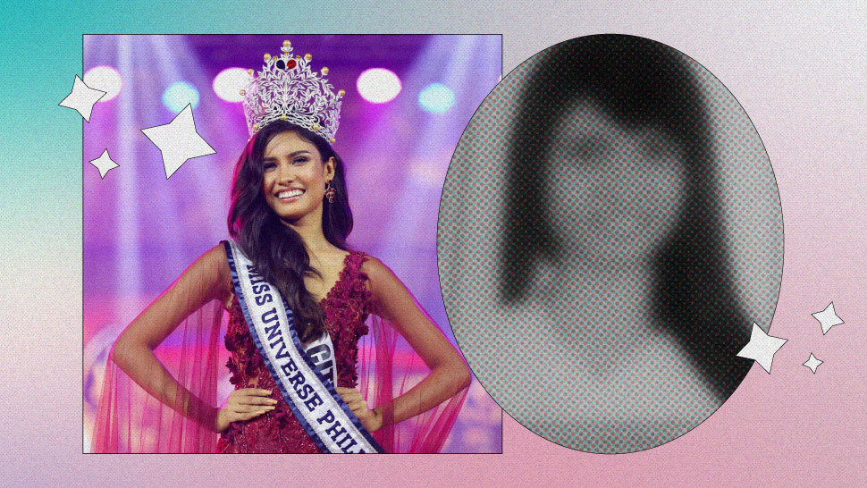 Here's Miss Universe Philippines Rabiya Mateo's HS Yearbook Photo