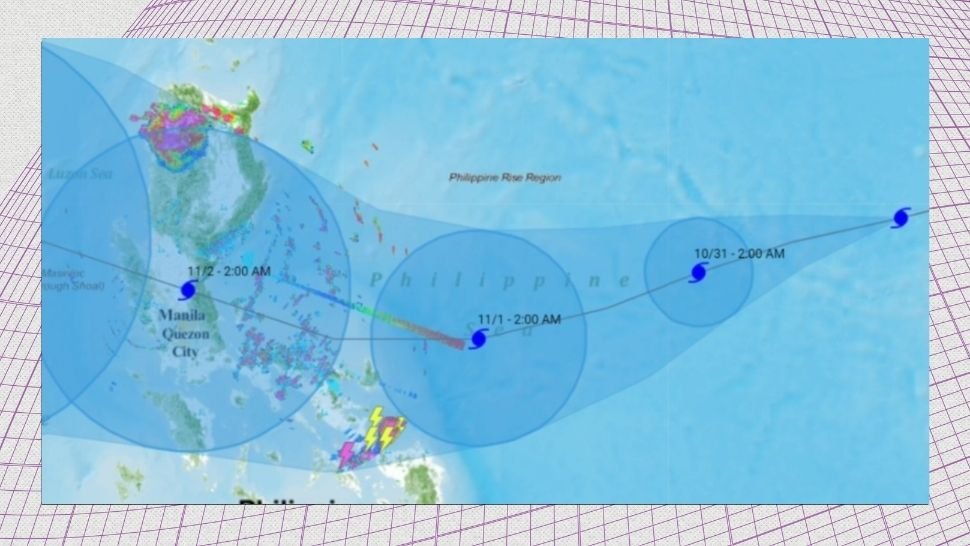 #RollyPH Could be Strongest Typhoon This Year, Here's What You Need to Know