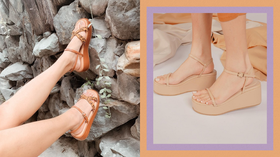 6 Local Online Stores That Sell Cute Minimalist Platform Sandals
