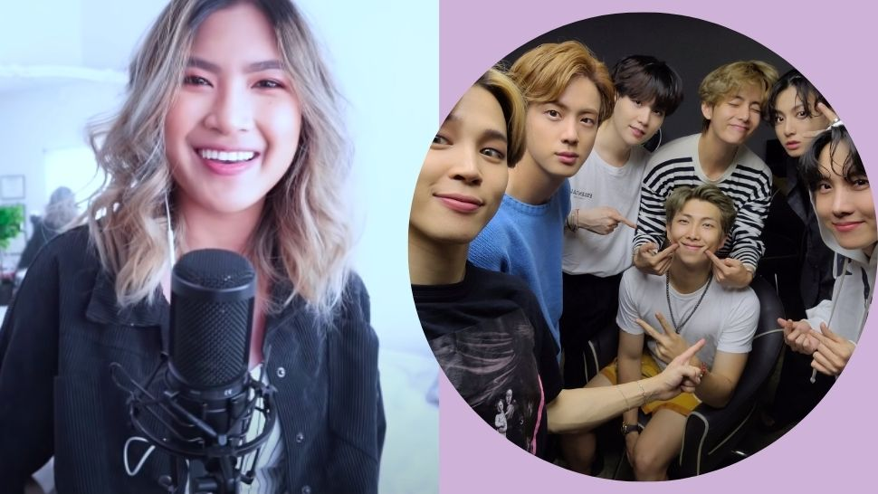 Meet the Pinay Who Impressed BTS With Her