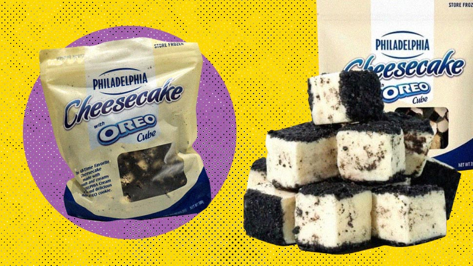 Here's Where You Can Buy Cheesecake with Oreo Cubes