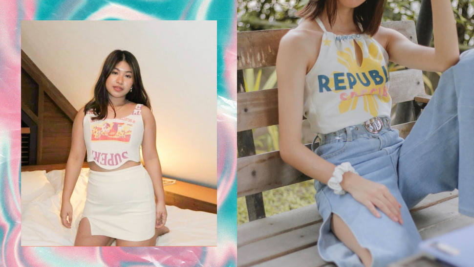 This Local Brand Uses Upcycled Flour Sacks To Make These Cute Tops