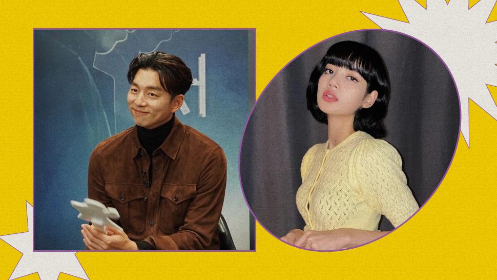 Gong Yoo's ~Subtle~ Response to BLACKPINK Lisa's 'Goblin' Fangirling