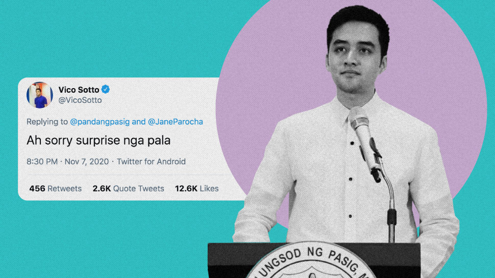 Pasig City PIO *Isn't Happy* With Mayor Vico Sotto's Spoilers