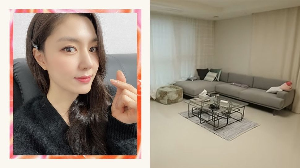Here's a Peek at Seo Ji Hye's ~Minimalist~ Home
