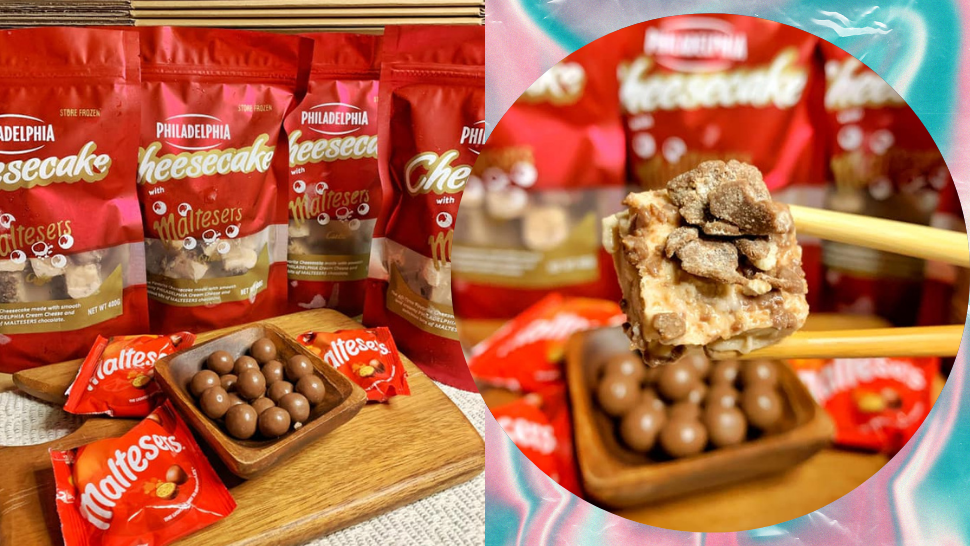 Here's Where You Can Buy Philadelphia Cheesecake with Maltesers