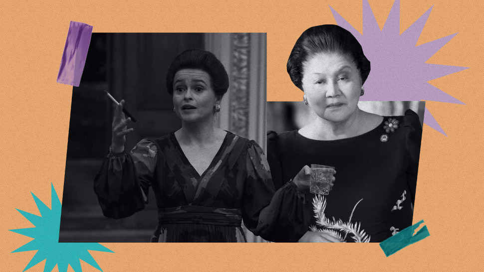 Did Princess Margaret *Really* Meet Imelda During Her Visit to the PH?