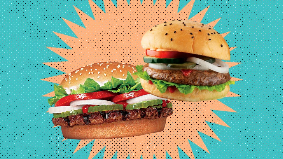 Plant-Based Fast Food Burgers You Can Have Delivered Right Now