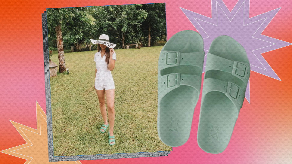The Exact Comfy Slides Julia Barretto Always Wears on Instagram