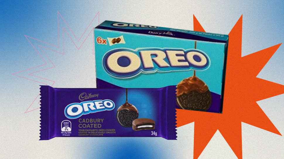 Here's Where You Can Buy These Cadbury-Coated Oreos