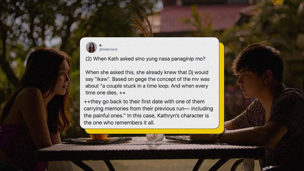 The Real Meaning Behind Ben&Ben, KathNiel, and Juan Miguel Severo's 'Sa Susunod Na Habang Buhay' MV