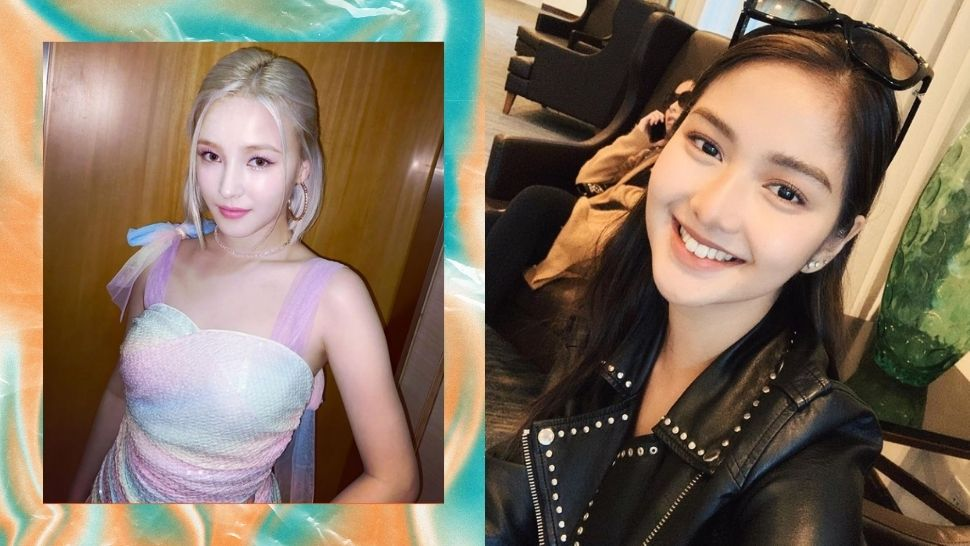 MOMOLAND's Nancy Congratulated BFF Charlie Dizon for Her Best Actress Win