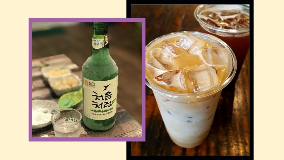 How to Make a Soju Latte Cocktail at Home