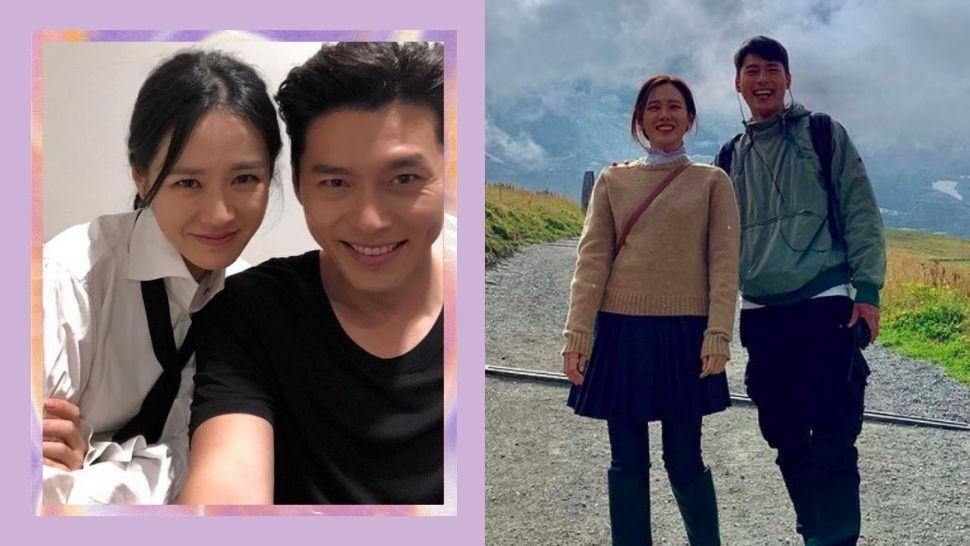 Hyun Bin Said the *Most Kilig* Things About Son Ye Jin After Filming Their 2018 Movie 'The Negotiation'