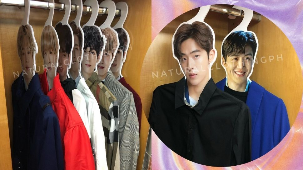 This Shop Sells Hangers Featuring Your Favorite Korean Stars