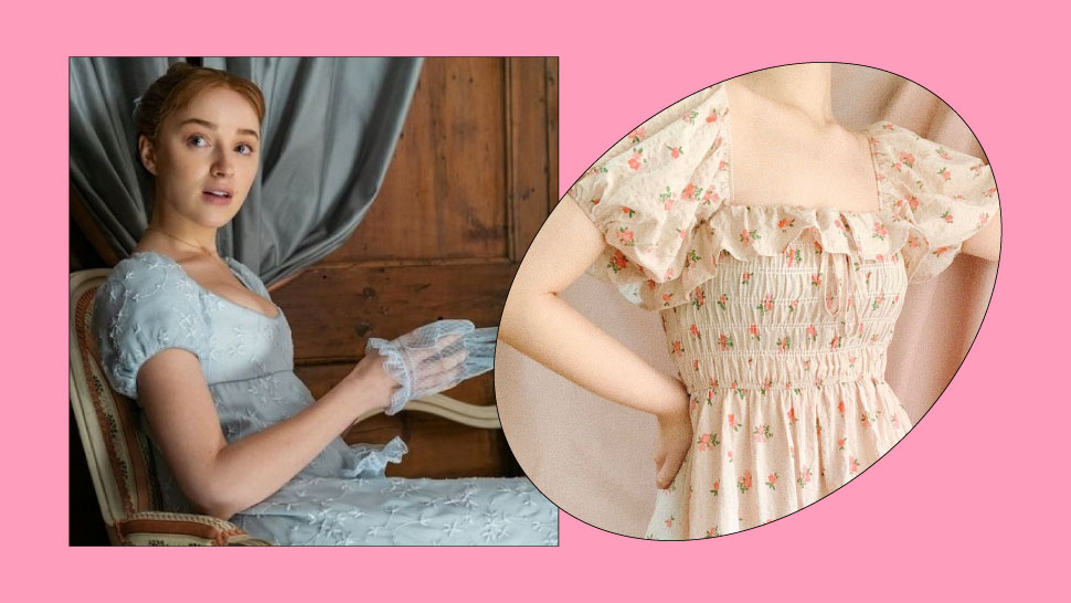 7 Dresses With Puffy Sleeves Perfect for