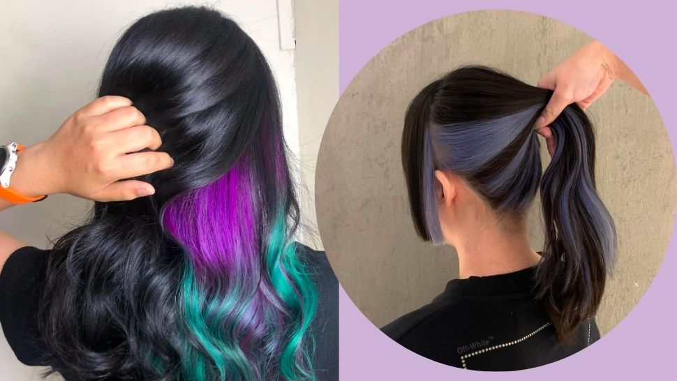 10 Hidden Hair Color Ideas to Try if You Want to Keep It Low-Key
