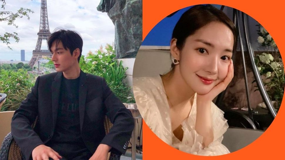 6 K-Drama Couples Who Fell in Love IRL While Working Together