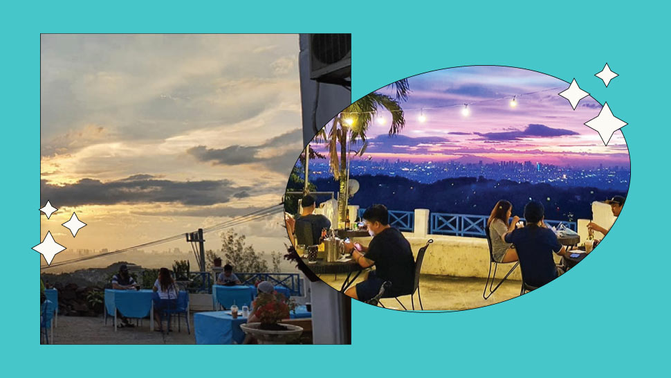 This Outdoor Cafe in Rizal Has An Amazing View of the City Skyline