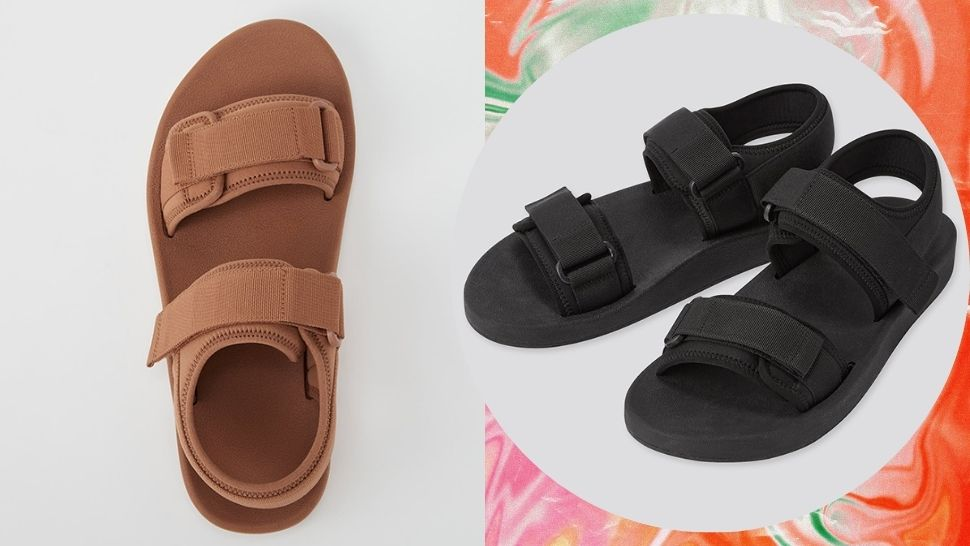 These Uniqlo Sandals Come in Neutral Colors You Can Always Rewear