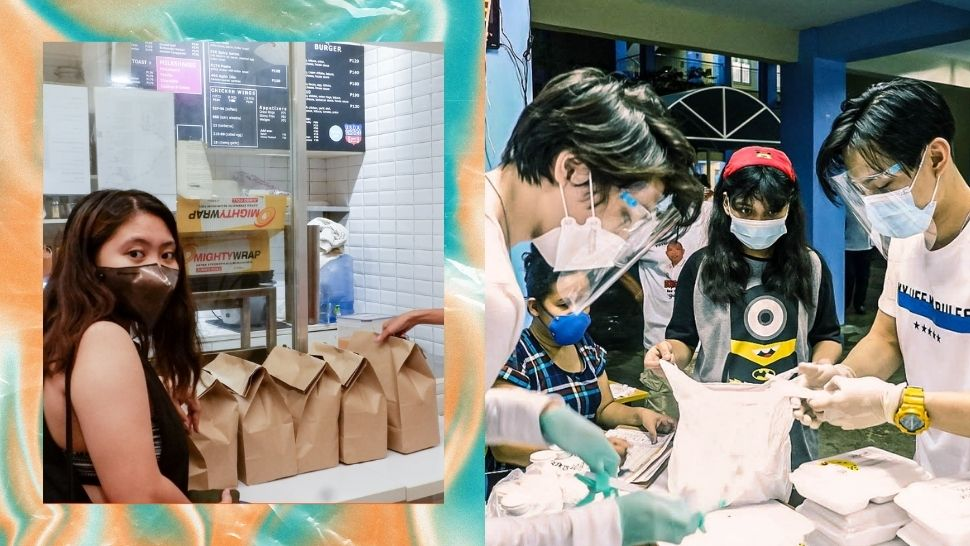 How This Group of Students Help Their Fave Taft Restos Stay Afloat During the Pandemic