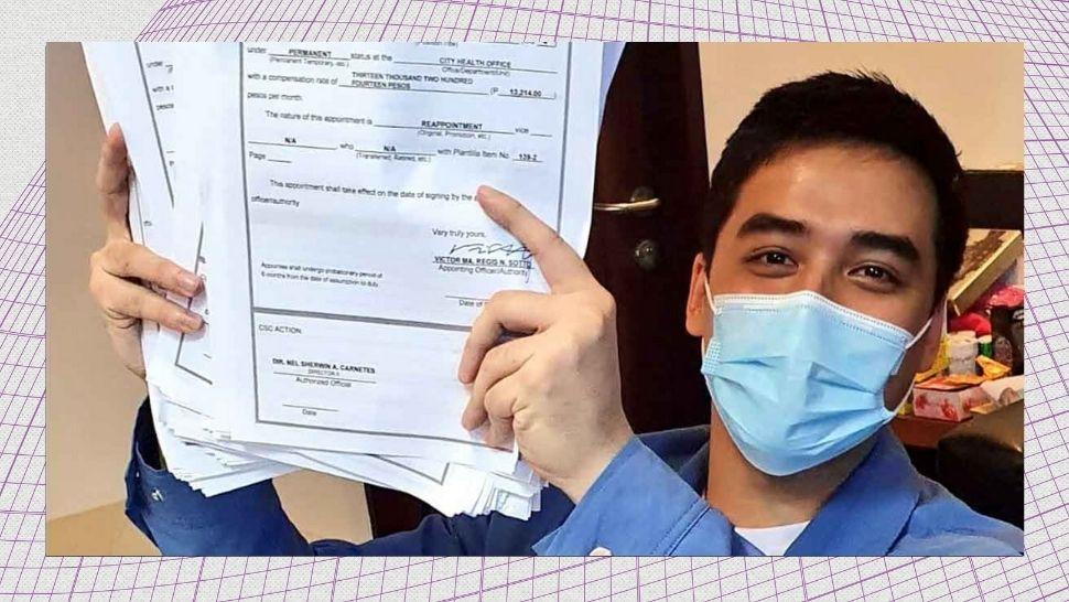 Mayor Vico Doubles 314 Barangay Health Workers' Salaries