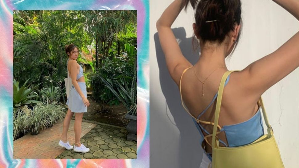 5 Back-Baring Looks to Try, Inspired by Influencer Ciacia Mendoza