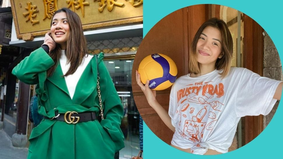 DLSU Volleyball Star Kianna Dy Chose One ADMU Player She'd Like to Play on the Same Team With