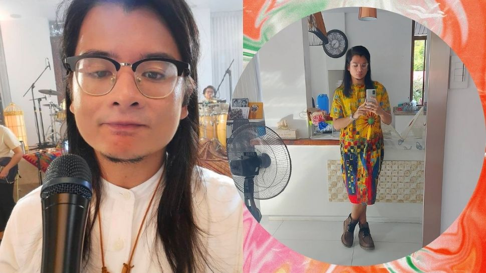 Ben&Ben's Paolo Benjamin Responds After Netizens React to His Photo Wearing a Dress