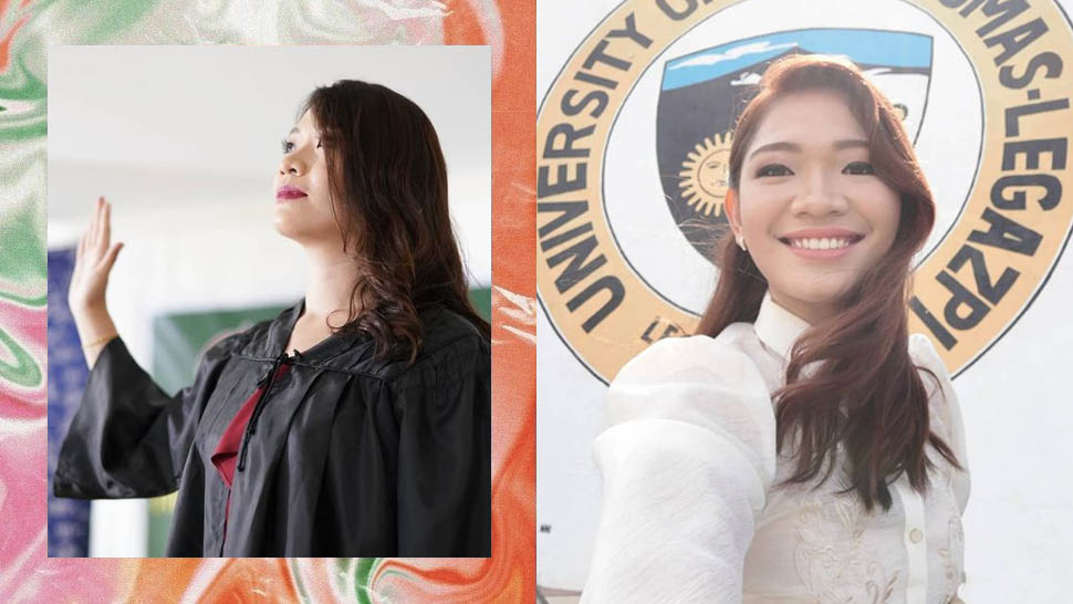 How 2019 Bar Topnotcher Atty. Mae Diane Azores Ended up Taking Accountancy as Her Pre-Law