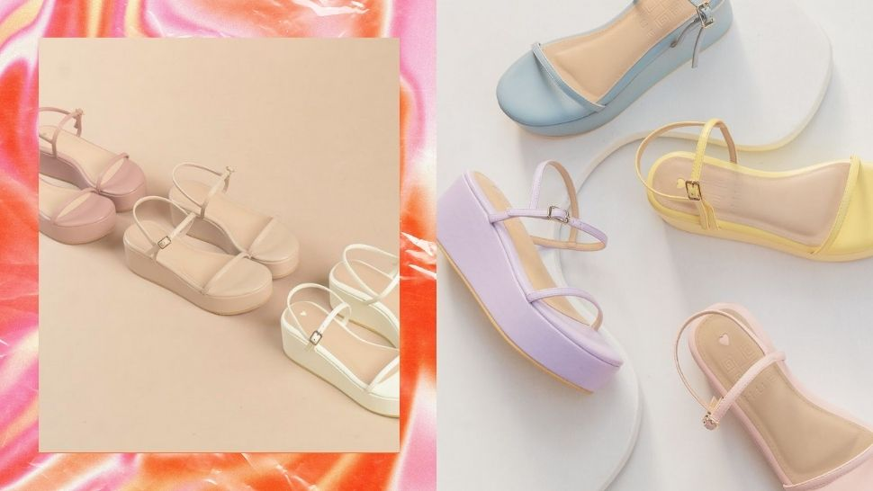 These Minimalist Sandals Come in 9 Cute Colors