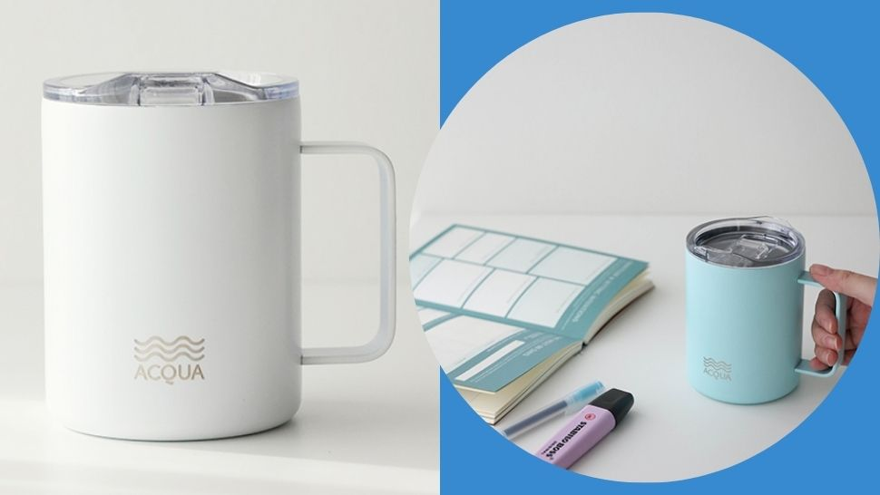 Keep Your Coffee at the Perfect Temperature With These Minimalist Insulated Mugs