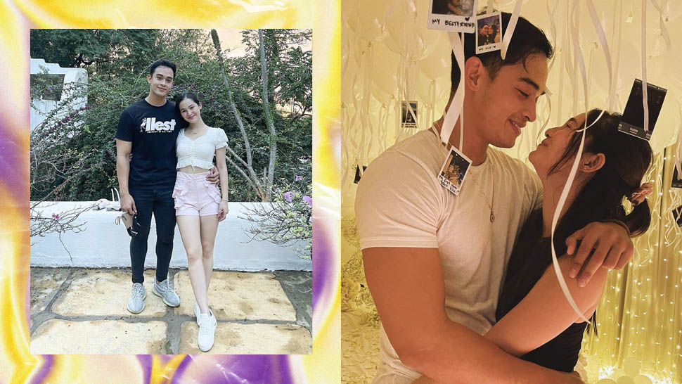 Diego Loyzaga, Barbie Imperial's Love Story Started with Playing COD Together