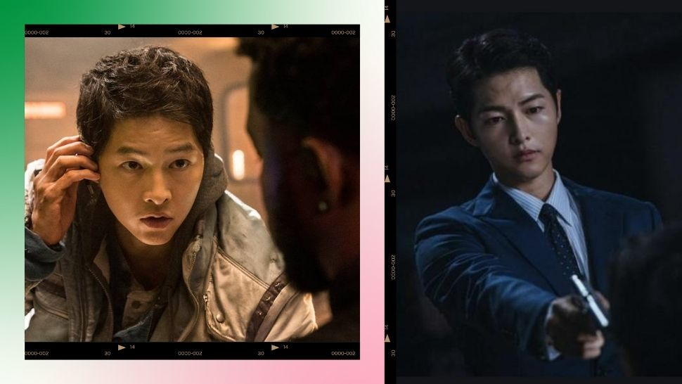 Today is DOTS' 5th Anniversary, and Song Joong Ki is Back with 2 Netflix Hits