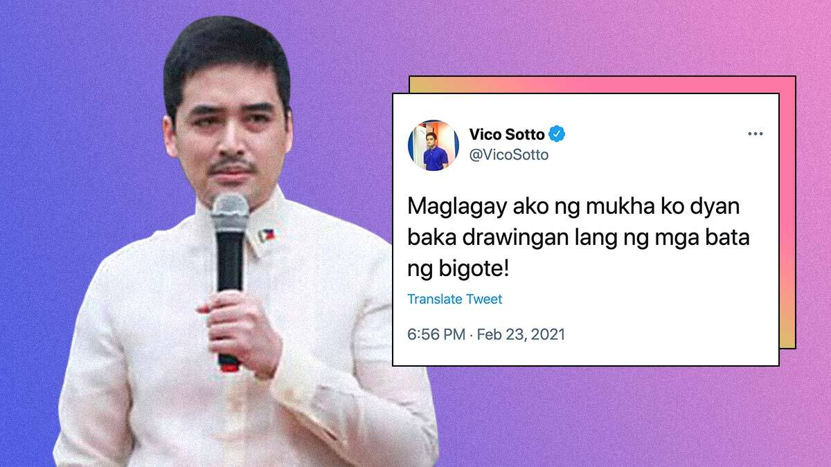 Mayor Vico Sotto Pokes Fun at Putting Up His Pictures in Pasig: