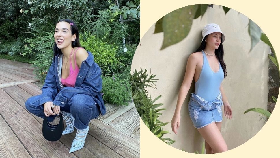 10 Celebrity-Approved Ways to Style a One-Piece Swimsuit