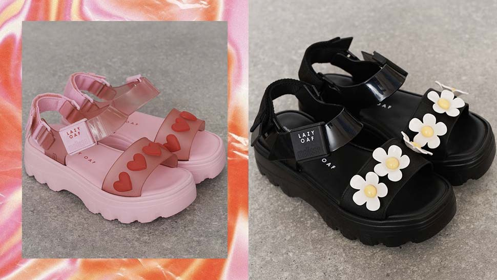 These Chunky Sandals Are What You Need to Complete Your '90s Look