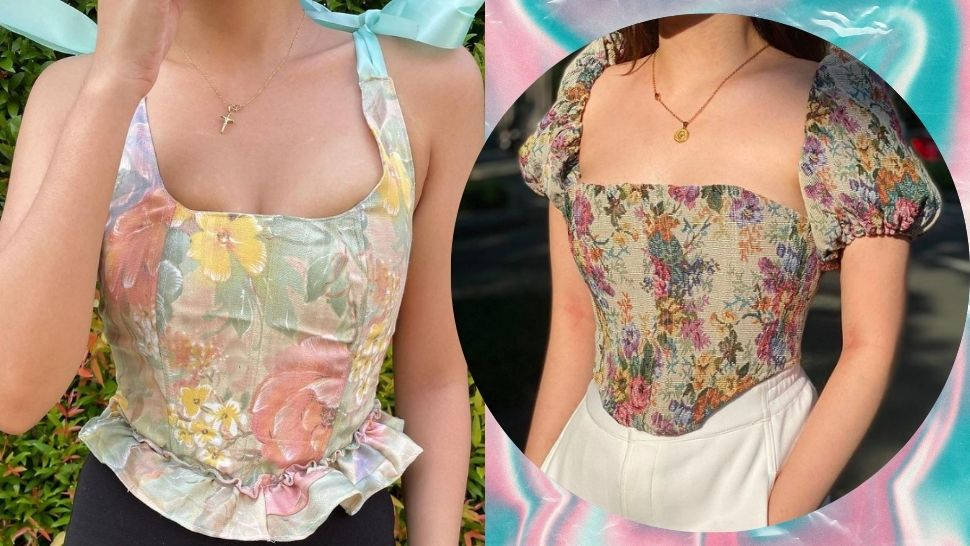 Where to Buy Corset Tops Online for Your Aesthetic OOTDs