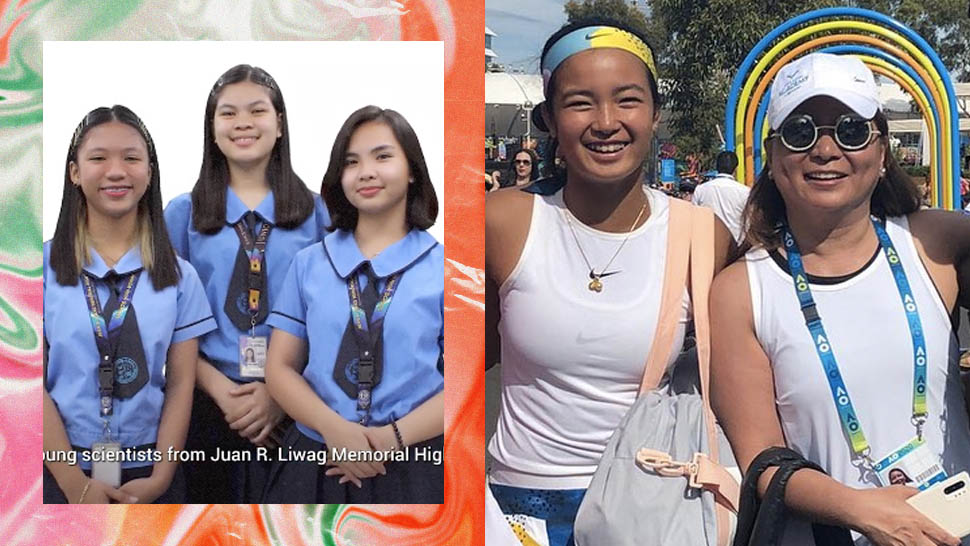 8 Young Filipina Achievers in Male-Dominated Industries
