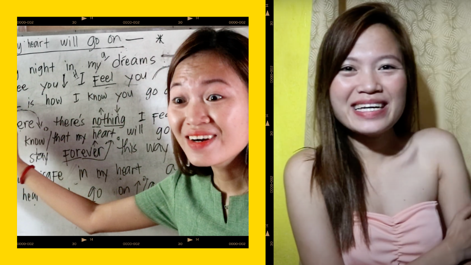 This TikTok-Viral Teacher From Cebu Taught 4 Subjects in School