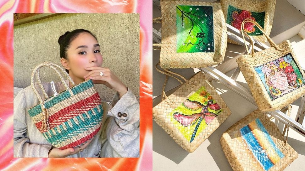 Heart Evangelista's Newly-Launched Brand Features Totes Handpainted by HS Students