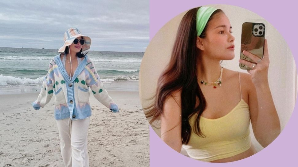 10 Pastel-Colored OOTDs to Copy From Elisse Joson